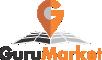 Logo GuruMarket vert