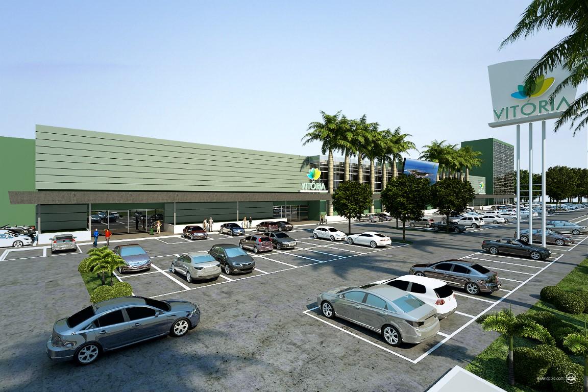 Com mais de 50% das obras concluídas Vitória Park Shopping será próximo  centro de compras de Pernambuco ff0cb78c96